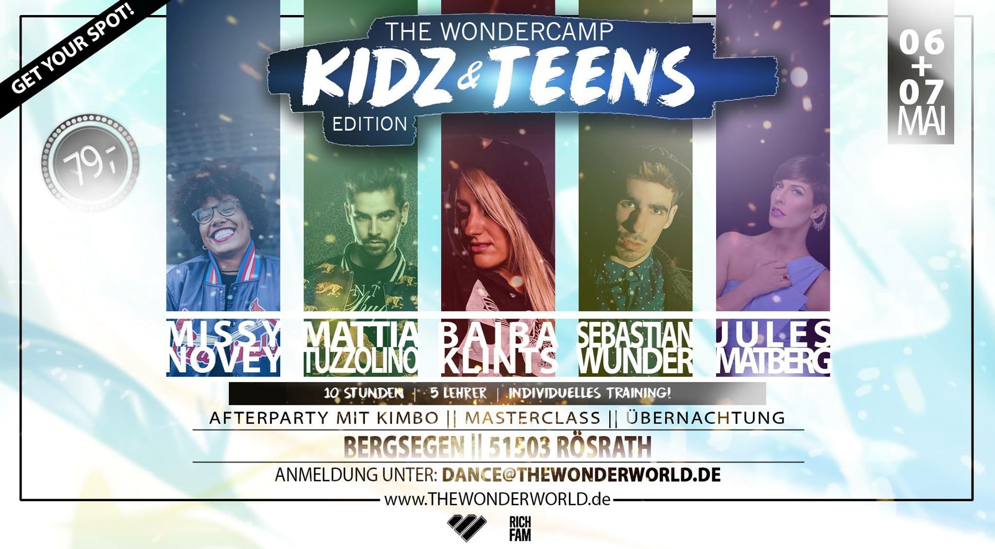 Wondercamp Vol. II